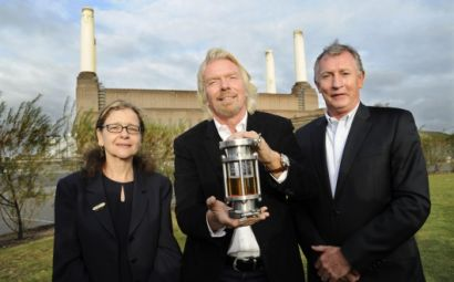 sir branson's newest venture ranks the world's aircraft biofuel market