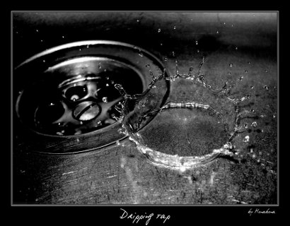 water going down the drain along with your money by monabona on deviantart
