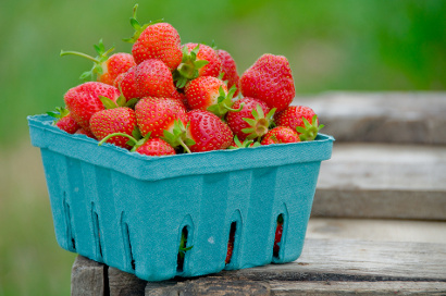 strawberries by stimpy on deviantart