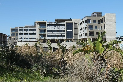 Aurecon building - the first in South Africa to achieve a 5-star rating