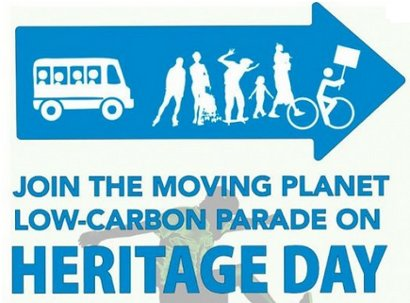 Join us for Moving Planet this Heritage Day 24 Sept