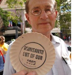 percy schmeiser beat monsanto: photo by andre filipe