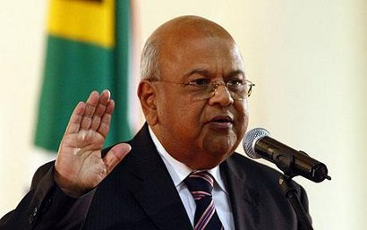 Pravin Gordhan - SA&#039;s Finance Minister