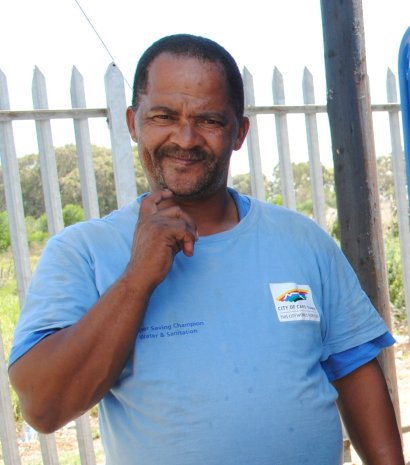 Willie is passionate about making this project work in his community