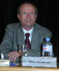 Willy De Greef